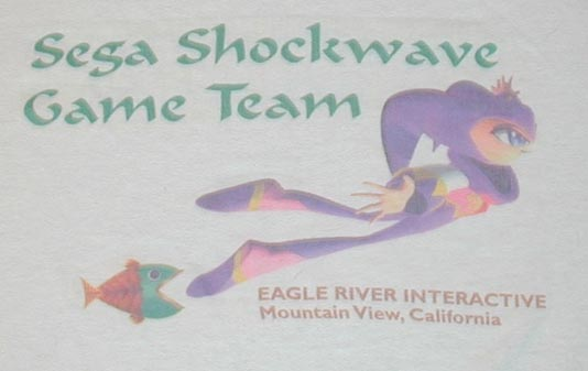 Shockwave Game Team (Nights) Adult XL Eagle River Interactive Online .