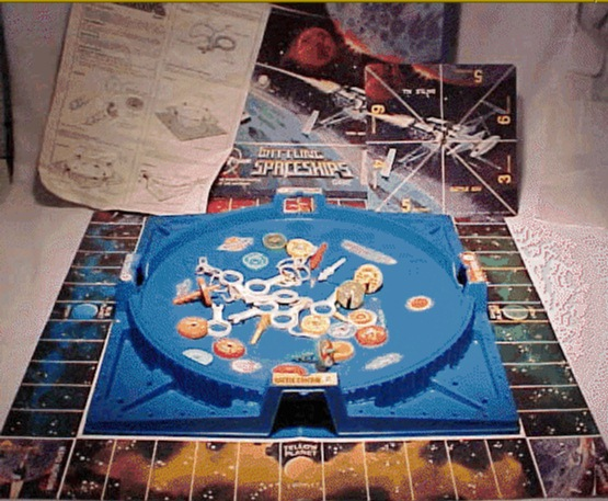Family Games that include Spaceship List